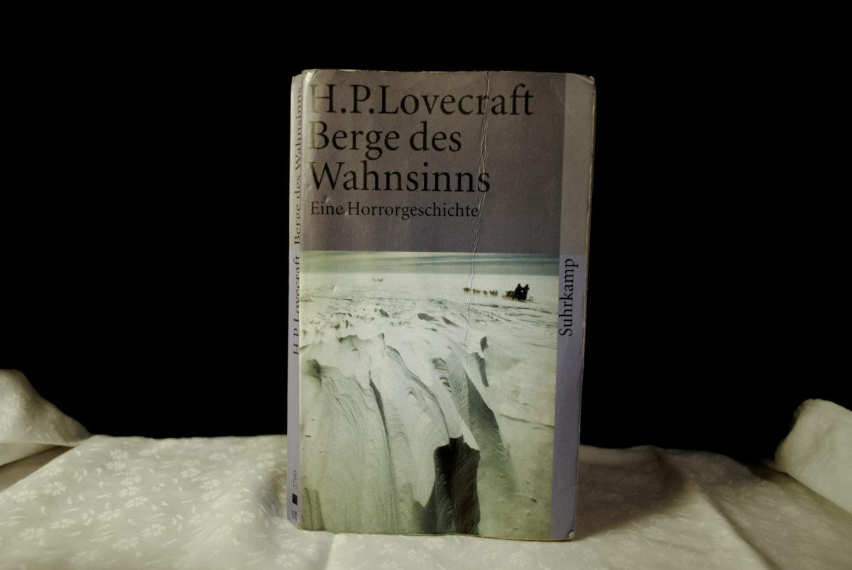 H.P. Lovecraft - Berge des Wahnsinns