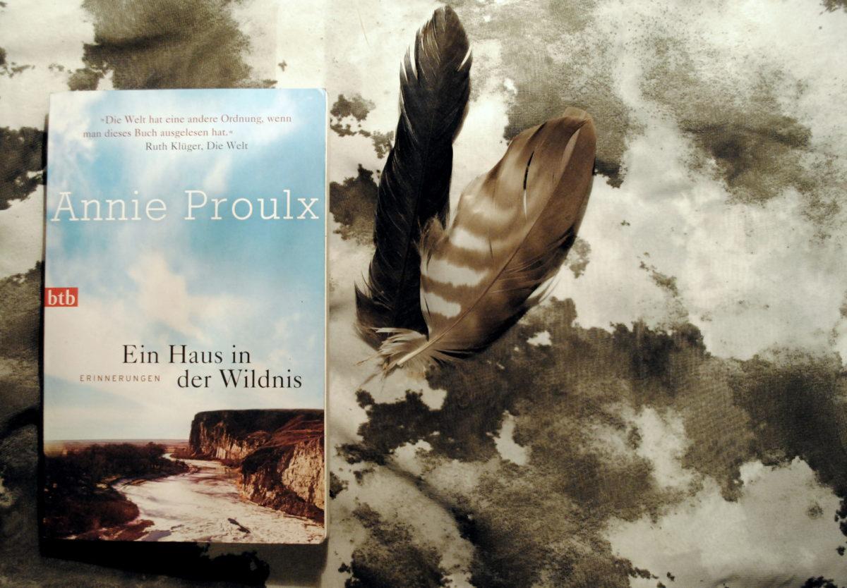 Ein Haus in der Wildnis - Annie Proulx