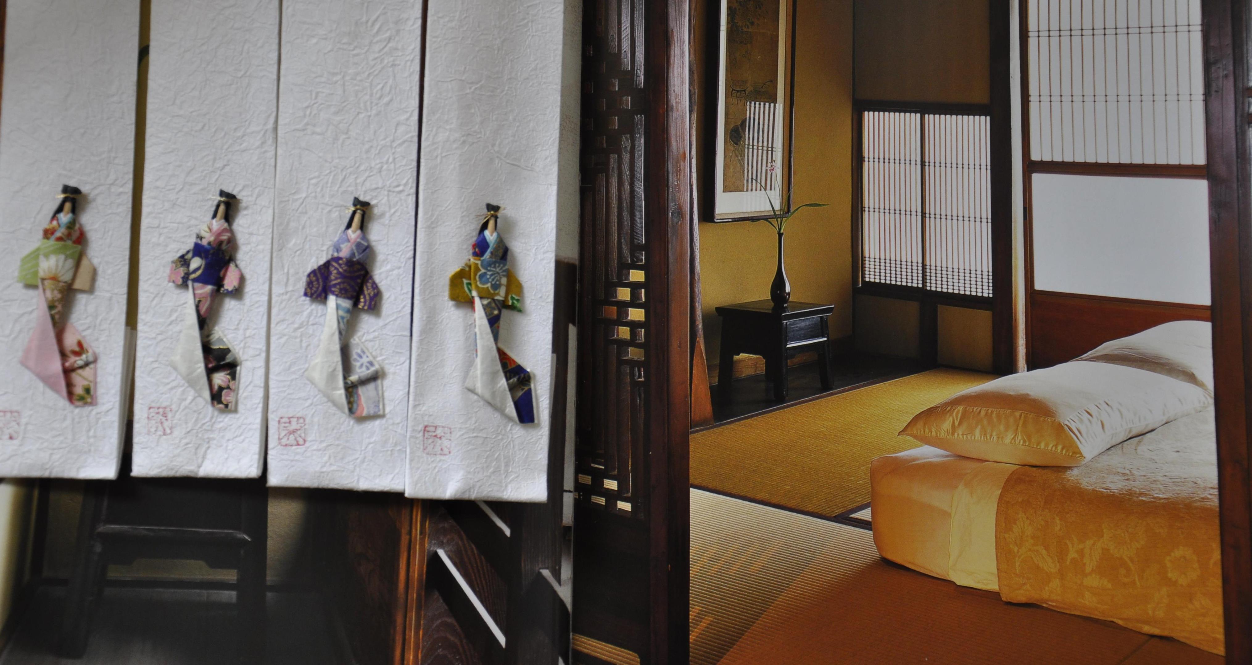 Das einzige Ziel der Familie Makioka: ein japanisches Ehebett für die beiden jüngsten Schwestern